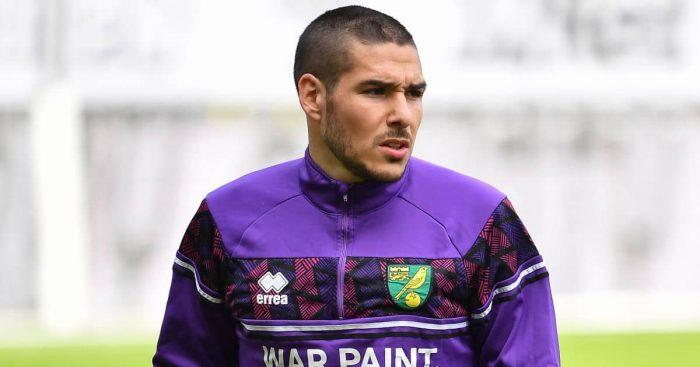 Emiliano Buendia, Norwich midfielder, TEAMtalk