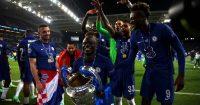 N'Golo Kante, Mateo Kovacic Man City v Chelsea Champions League final