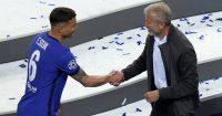 Thiago Silva, Roman Abramovich Man City v Chelsea Champions League final May 2021