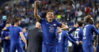Thiago Silva, Chelsea Champions League celebrations, TEAMtalk
