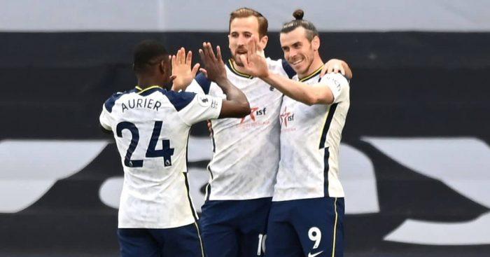 Serge Aurier, Harry Kane, Gareth Bale, Tottenham, pushing for summer transfer, TEAMtalk
