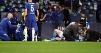 Antonio Rudiger, Kevin de Bruyne, collision in Champions League final, 29/05/2021, TEAMtalk