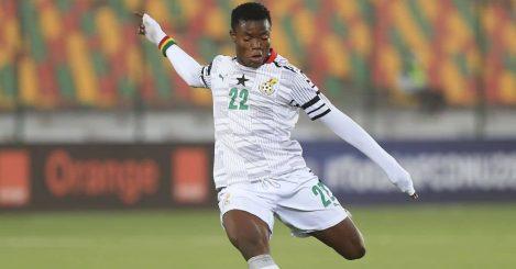 Abdul Fatawu Issahaku Mauritania v Ghana February 2021