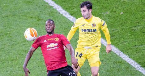 Gerard.Moreno.Wan_.Bissaka.Villarreal.2021.TEAMtalk11