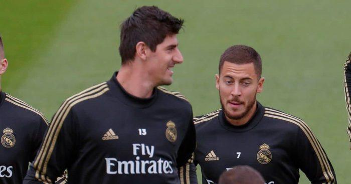 Thibaut Courtois, Eden Hazard, Real Madrid exit a possibility, TEAMtalk