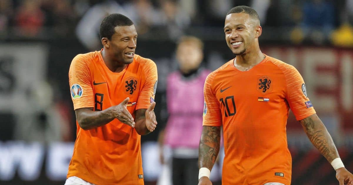 Georginio Wijnaldum, Memphis Depay, Barcelona transfers could be delayed, TEAMtalk
