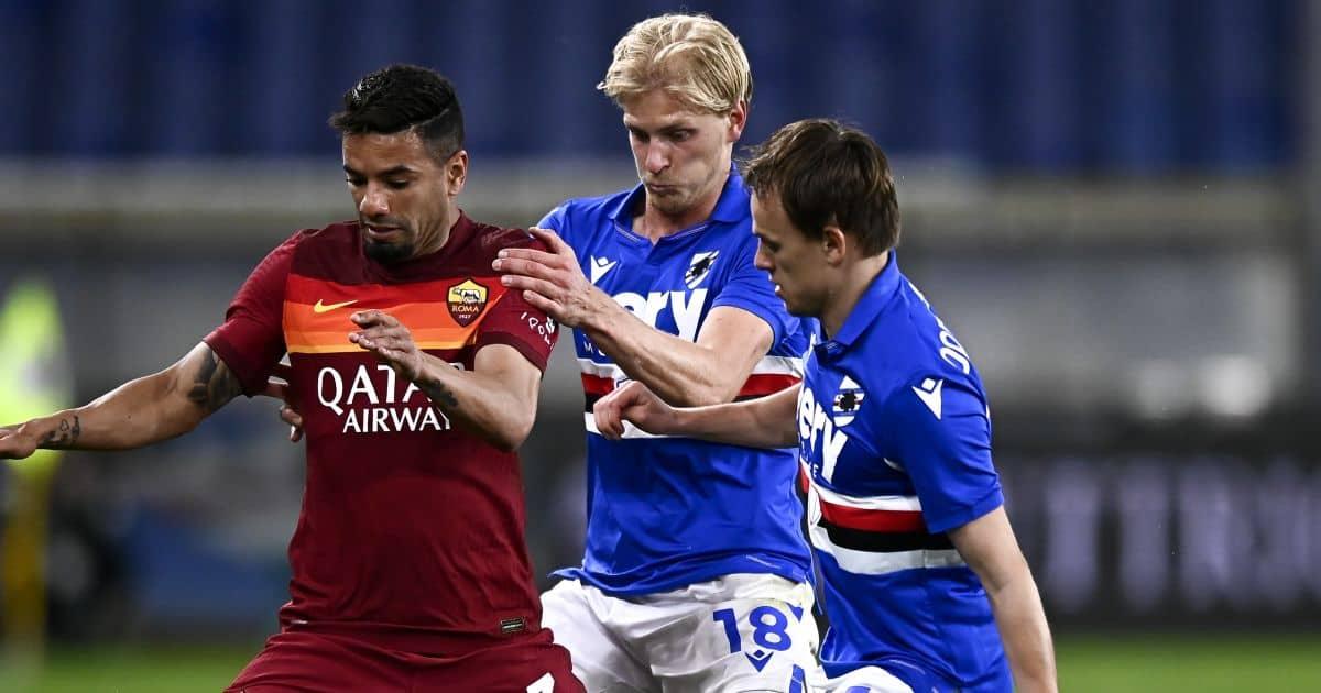 Morten Thorsby, Sampdoria, 2021
