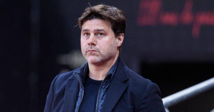Mauricio Pochettino Rennes v Paris Saint-Germain May 2021