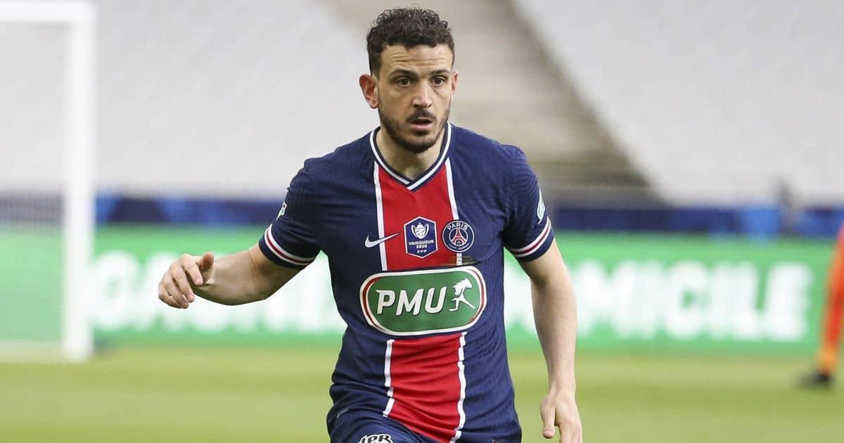 Alessandro Florenzi PSG loan TEAMtalk