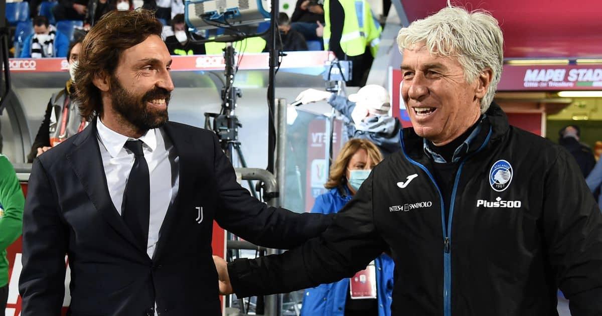 Andrea.Pirlo, Gian Piero Gasperini.2021.TEAMtalk1