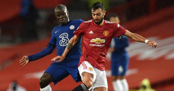 N'Golo Kante Chelsea, Bruno Fernandes Man Utd, Pogba tips teammates for Ballon d'Or, TEAMtalk