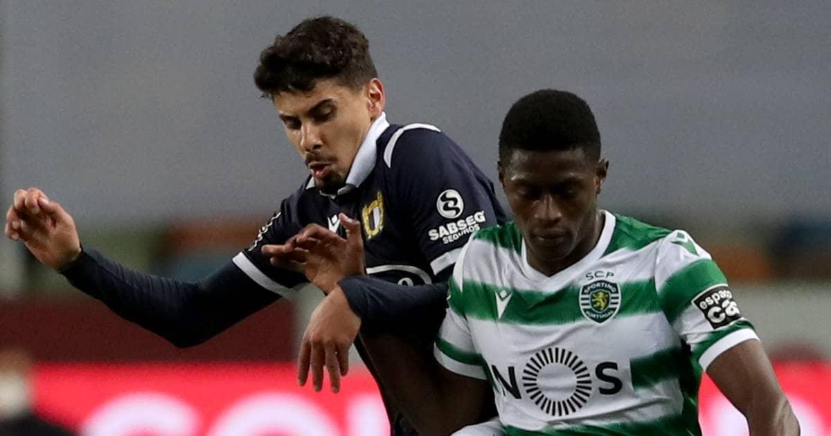 Gil Dias, Nuno Mendes TEAMtalk