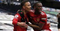 Mason Greenwood, Aaron Wan-Bissaka Man Utd TEAMtalk