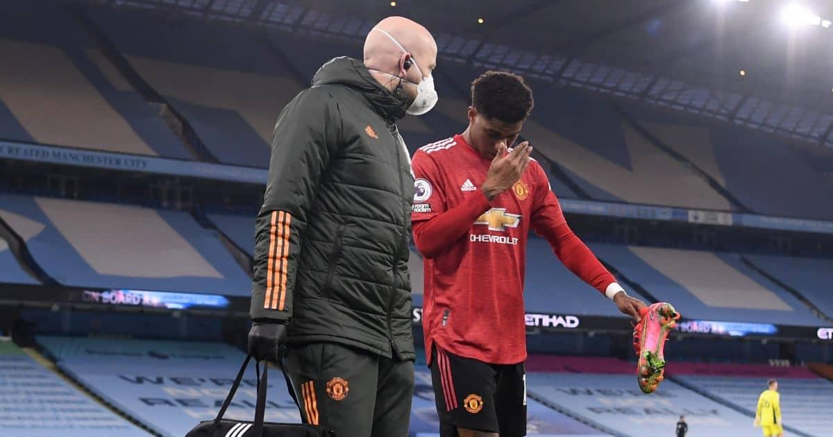 Marcus Rashford, Man Utd could be without striker for start of season, TEAMtalk