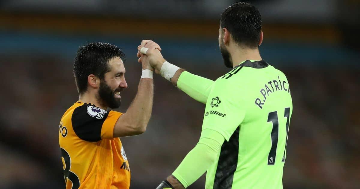 Joao Moutinho, Rui Patricio, Wolves star pushing for transfer, TEAMtalk