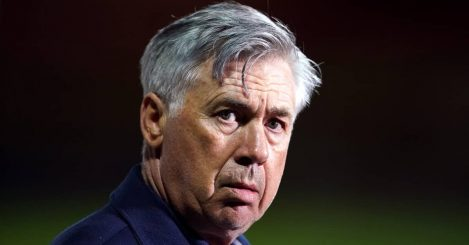 Carlo Ancelotti ponding first move as Real Madrid boss