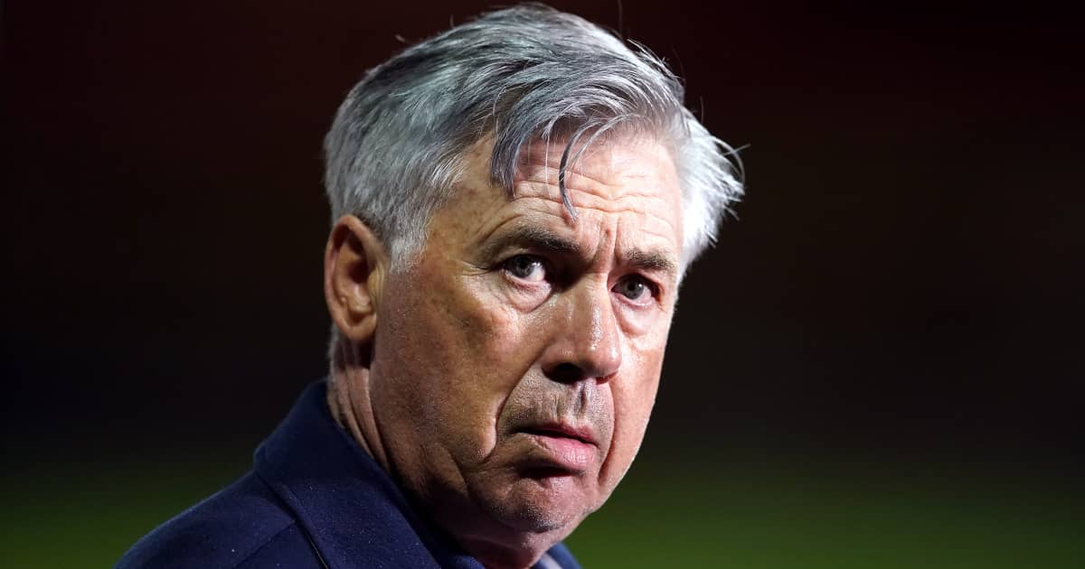 Carlo Ancelotti pondeing first move as Real Madrid boss