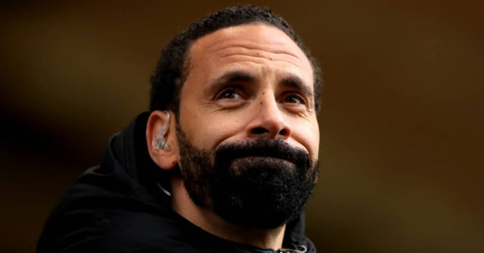 Rio Ferdinand comments about Man Utd, Liverpool have sparked disbelief