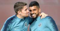 Jorginho, Emerson, Chelsea, Italy boss Conte advises Blues exit, TEAMtalk
