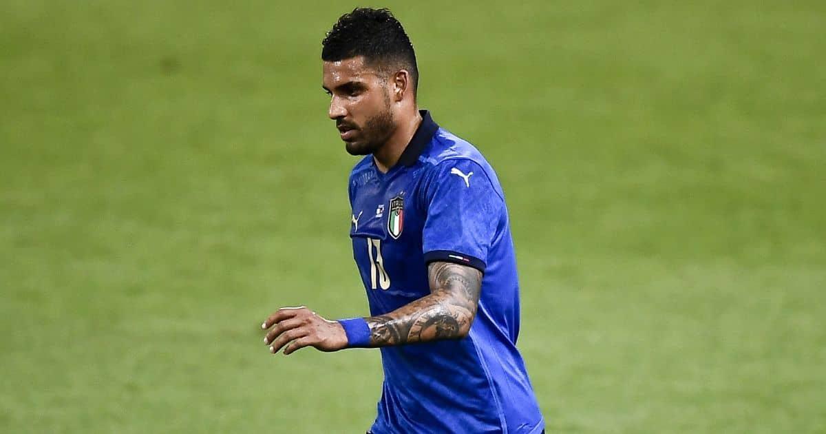 Emerson Palmieri, Chelsea defender linked with transfer, TEAMtalk