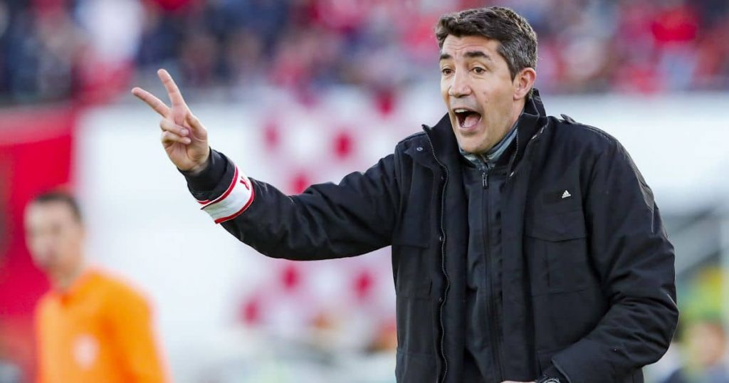 Bruno Lage new Wolves manager March 2020