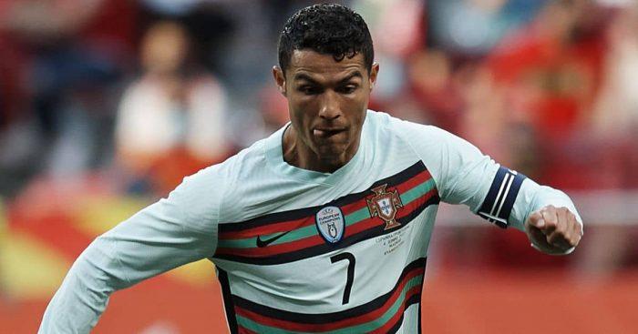 Cristiano Ronaldo, Portugal No 7
