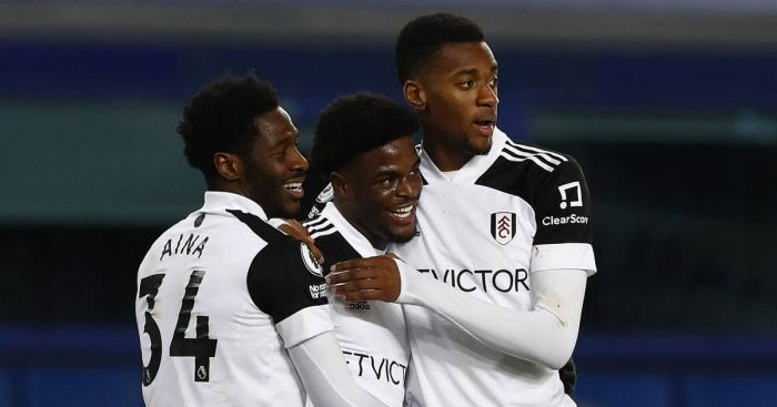 Ola Aina, Josh Maja, Tosin Adarabioyo Fulham TEAMtalk