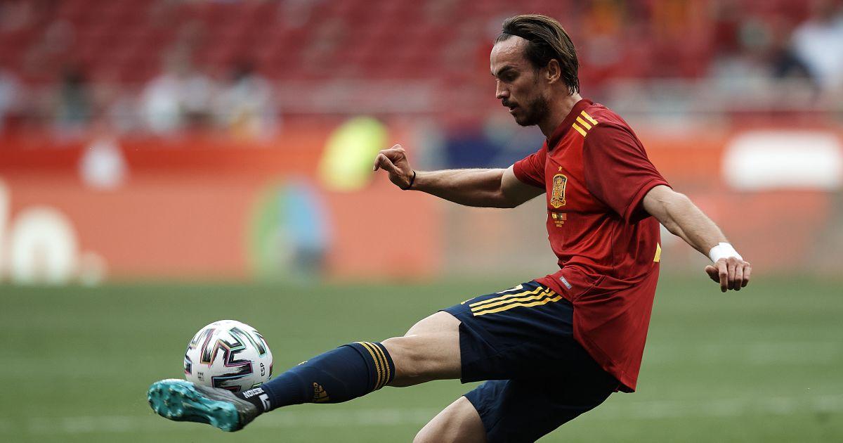 Fabian Ruiz Spain TEAMtalk
