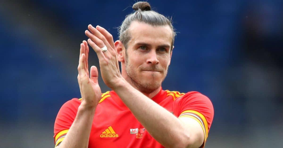 Gareth Bale Wales TEAMtalk