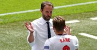 Gareth Southgate, Harry Kane England v Croatia Euro 2020