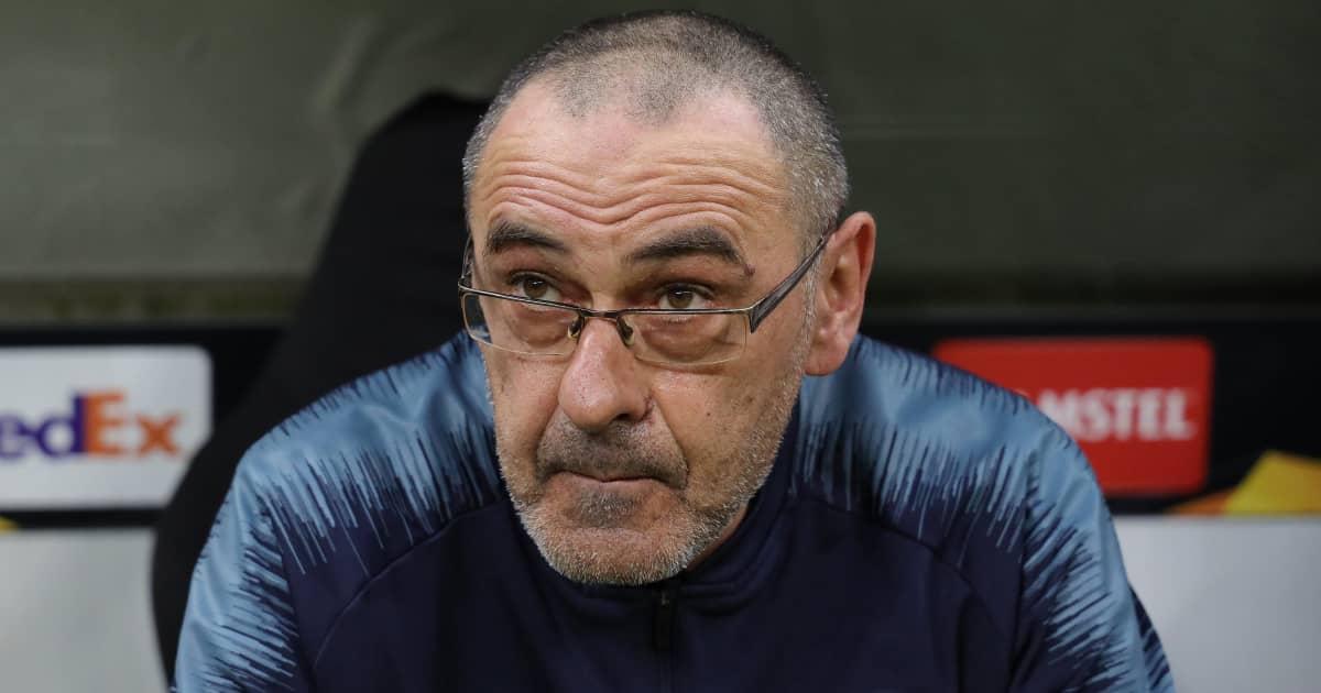 Maurizio Sarri former Chelsea manager