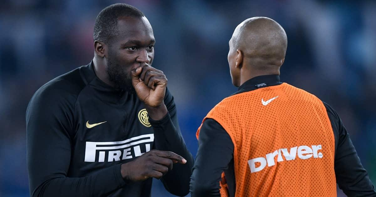 Romelu Lukaku and Ashley Young, Inter Milan