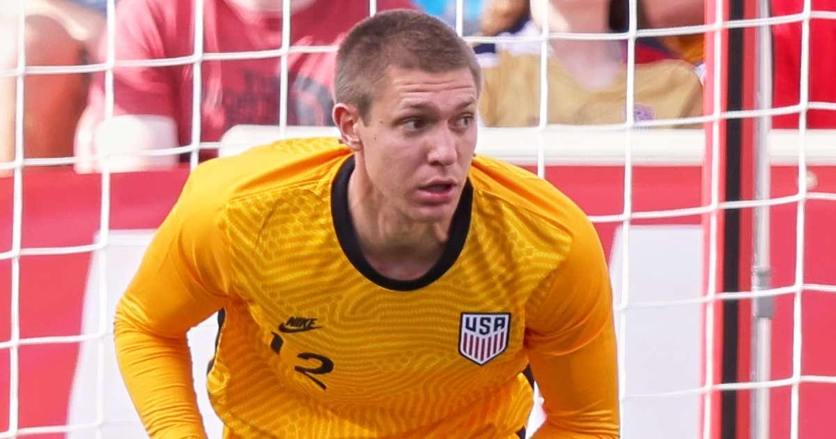 Ethan Horvath USA keeper TEAMtalk
