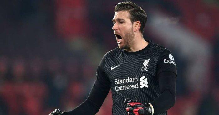 Adrian Liverpool FC TEAMtalk