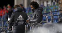 Marcelo Real Madrid v Celta Vigo January 2021