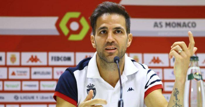 Cesc Fabregas, Monaco media