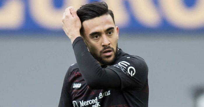 Nicolas Gonzalez, Stuttgart striker
