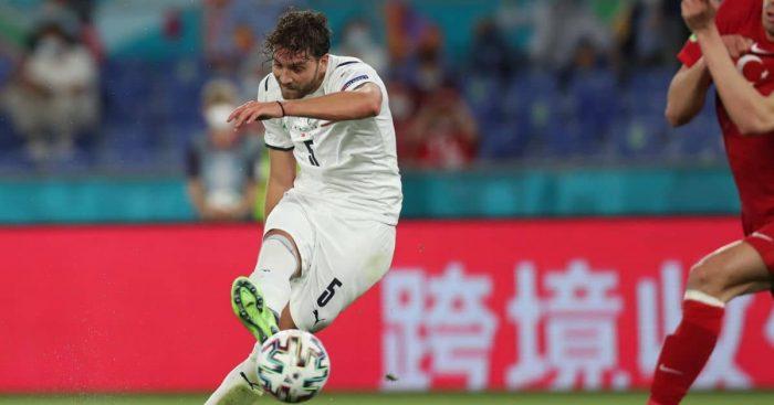 Manuel Locatelli Turkey v Italy Euro 2020