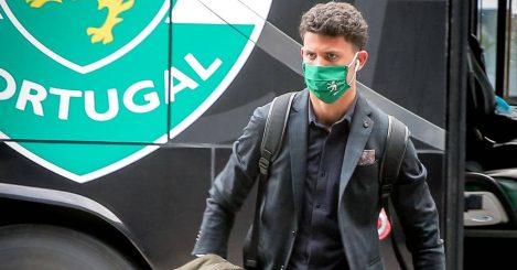 Matheus Nunes, Sporting Lisbon midfielder