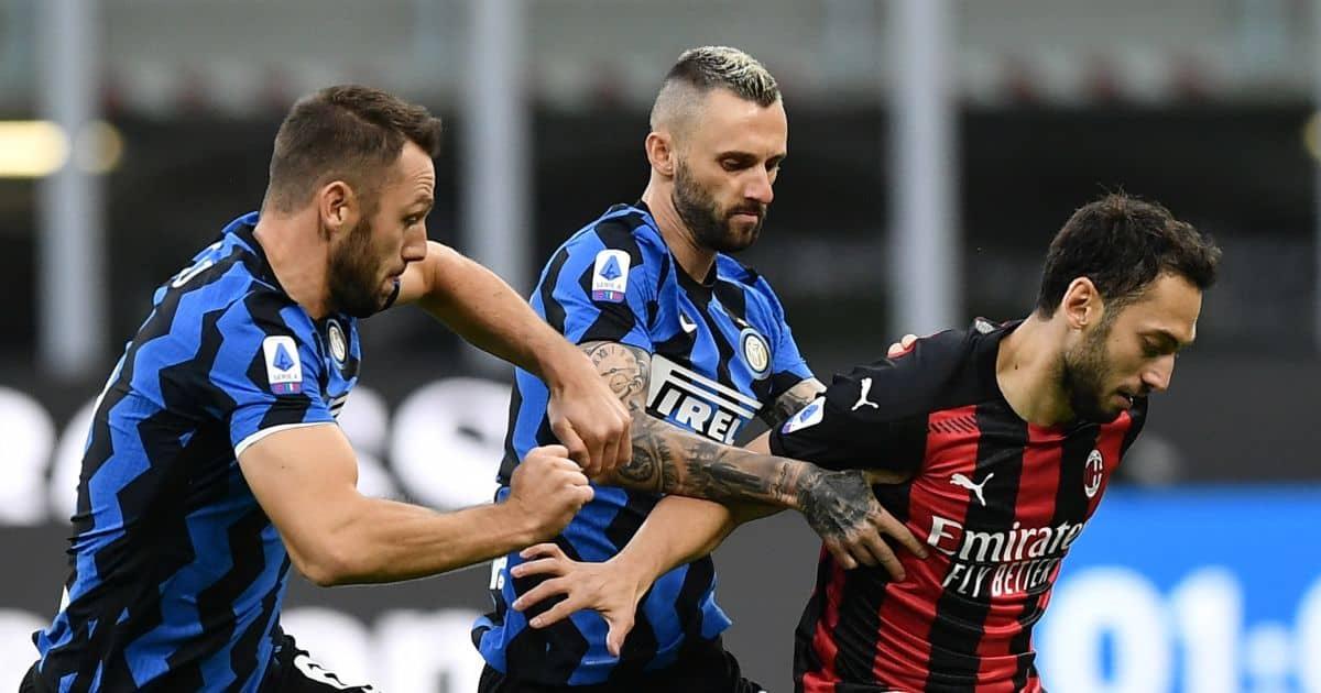 Stefan de Vrij; Marcelo Brozovic Inter Milan TEAMtalk