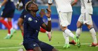 Paul Pogba France v Germany , Euro 2020
