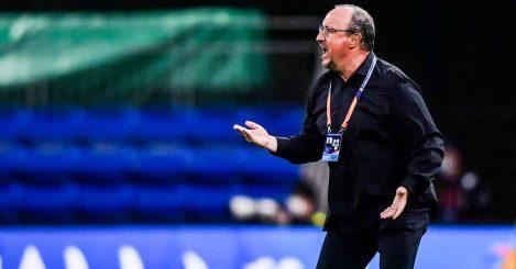 Rafael Benitez Dalian Pro Chinese Super League August 2020