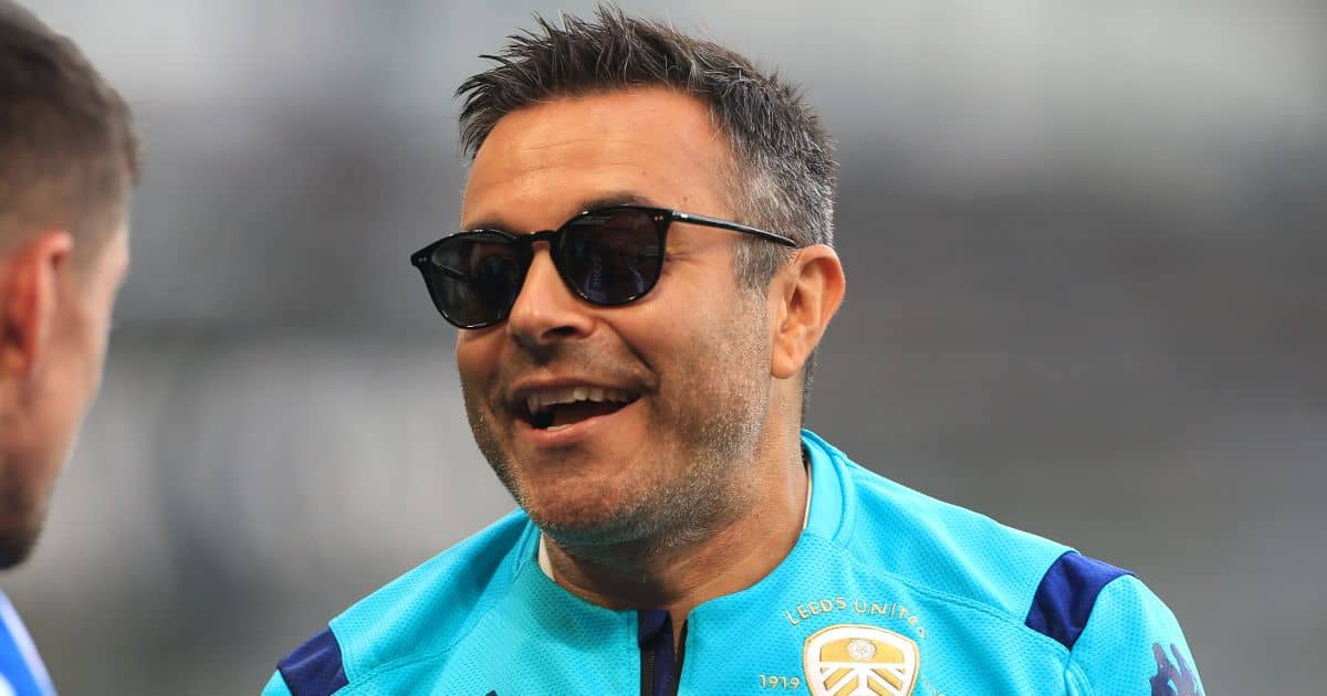 Leeds chief Radrizzani readies €60m bid to pounce for stake in Serie A club - team talk