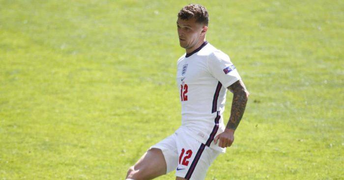 Kieran Trippier England Croatia TEAMtalk