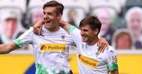 Florian Neuhaus, Jonas Hoffman, Borussia Monchengladbach