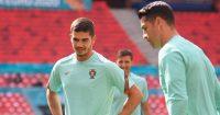Andre Silva, Cristiano Ronaldo Portugal TEAMtalk