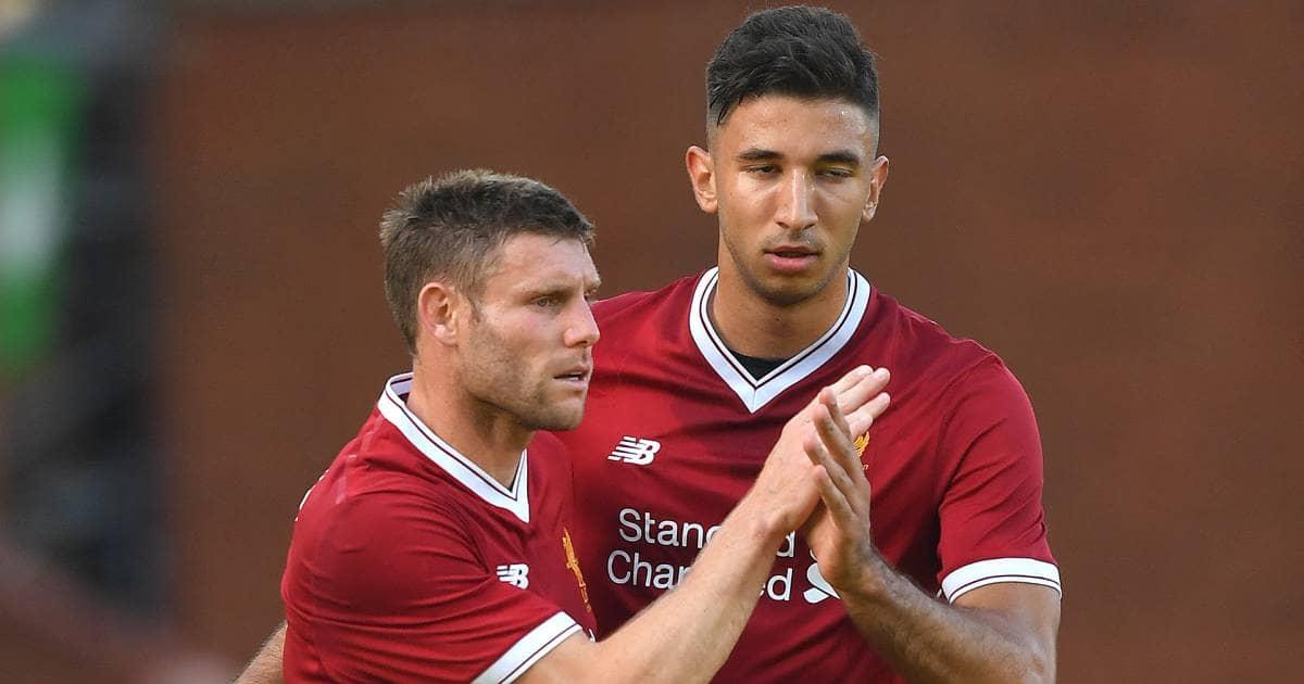 James Milner, Marko Grujic Liverpool TEAMtalk