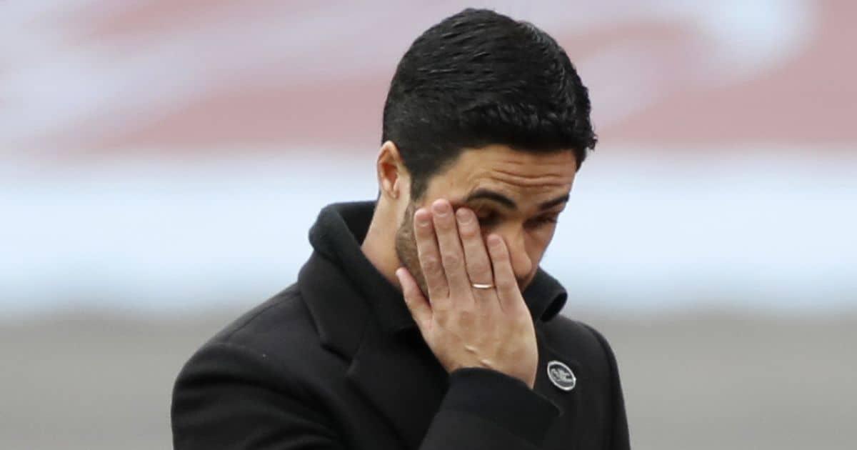 Arteta makes grave admission about Arsenal with Prem season inbound