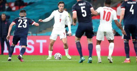 Jack Grealish Scotland Wembley TEAMtalk