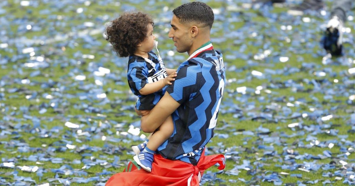 Achraf Hakimi Inter Milan Scudetto win TEAMtalk